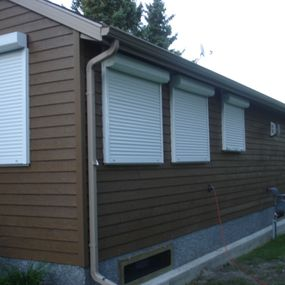 cottage Roll Shutters