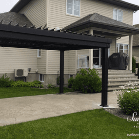 Sun Louvered Roof Systems